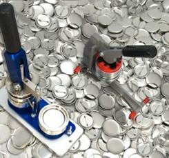 Prasy do butonów
