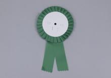 Kotylion zielony