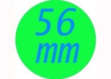 Butony 56 mm