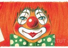 Etykieta klaun