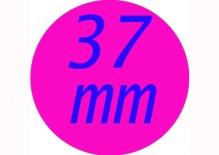 Butony 37 mm